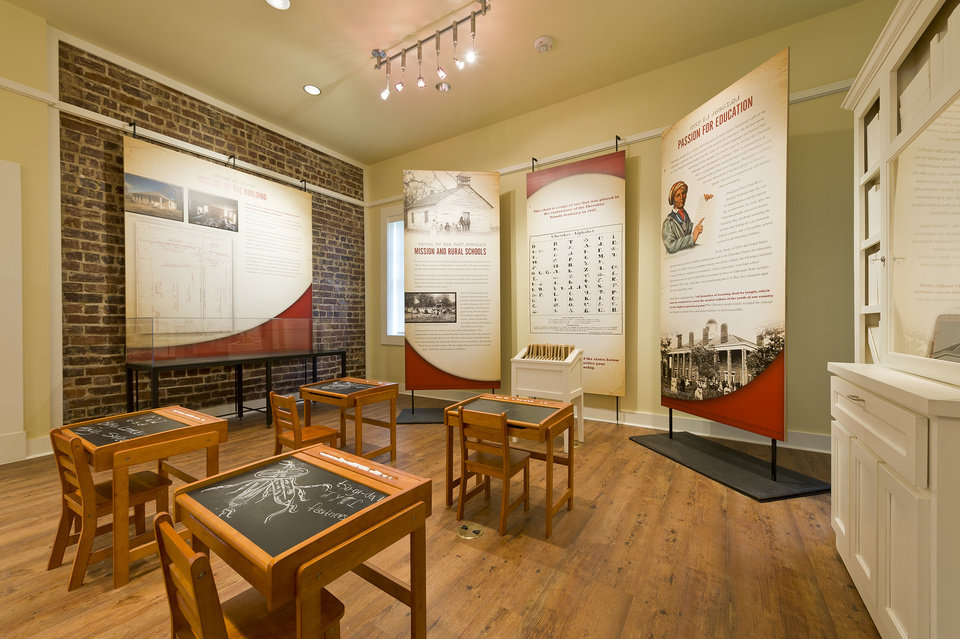 Photo -  A view inside the Cherokee National Prison Museum in Tahlequah. [PHOTO PROVIDED BY CHEROKEE NATION]