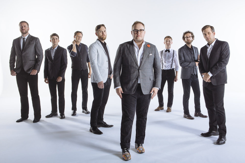 Photo -  St. Paul and the Broken Bones will perform twice in Oklahoma this weekend in Oklahoma City and Tulsa. [Photo provided by David McClister]