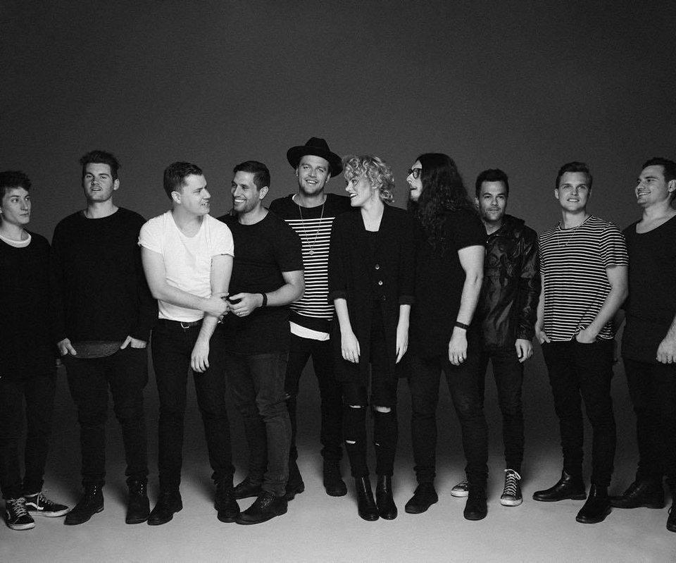 Hillsong United To Play July Show At Chesapeake Energy