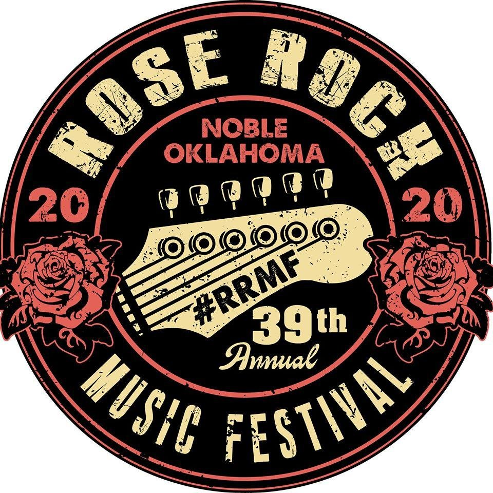 Photo - Noble's Rose Rock Music Festival has been postponed due to the coronavirus pandemic. [Logo provided]