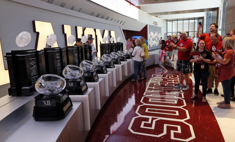 Switzer Center Dedicated Saturday At Ou Photo Gallery