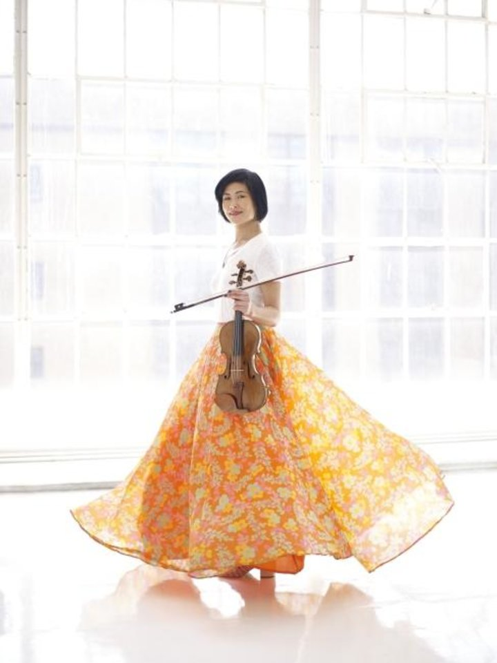 Photo -  Violinist Jennifer Koh will return to OKC as the soloist for the Oklahoma City Philharmonic's Jan. 11 Classics concert. [Juergen Frank]