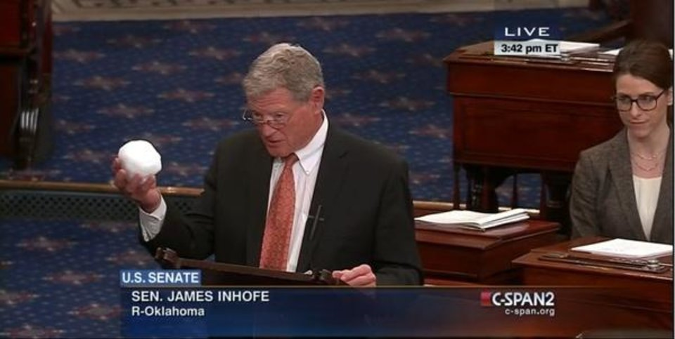 Photo - Screengrab via C-Span