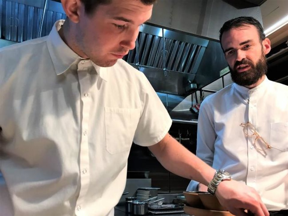 Photo -  Chefs Jeremy Wolfe and Colin Stringer were on the team named Best New Restaurant in America for 2018 by Bon Appetit Magazine. [Oklahoman Archive photo]
