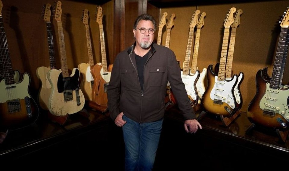 Photo - Vince Gill [Photo provided]