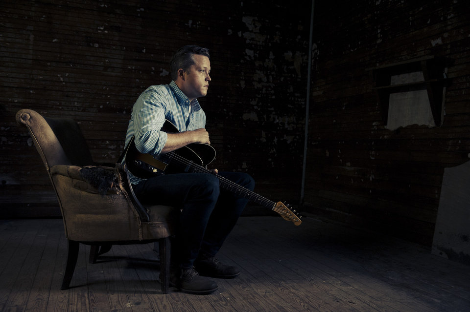 Photo -  In 2016, Jason Isbell won Grammy Awards for Best Americana Album and Best American Roots Song. [Photo provided by David McClister]