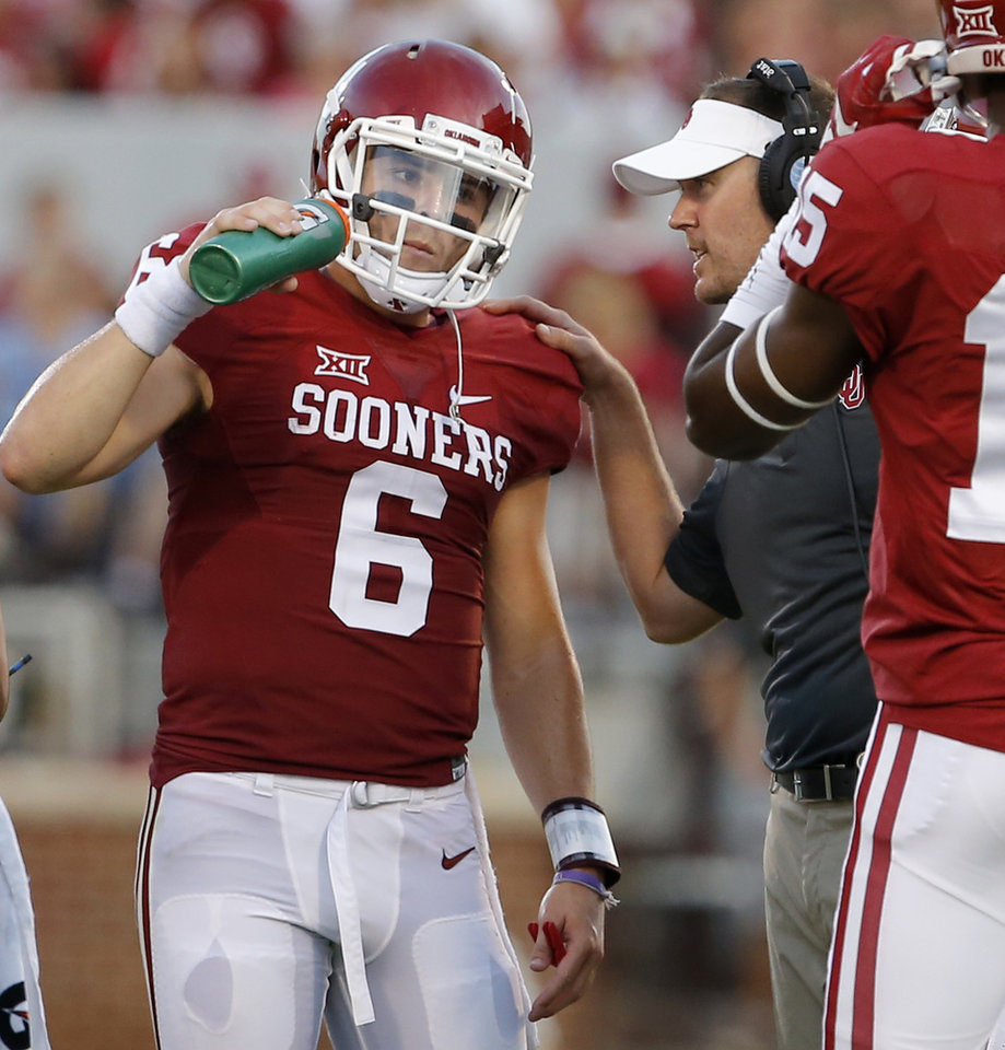 No birthday drama for Lincoln Riley, but there's also a ...