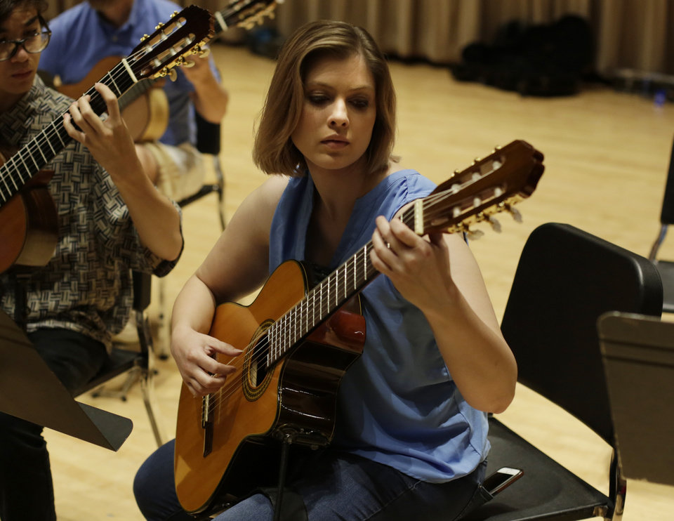 Classical guitar camp is underway at Oklahoma City University 0fab8014f29