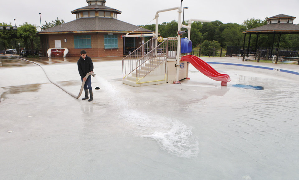 Metro Area Pools Water Parks Are Getting Ready To Open For The Season News Ok