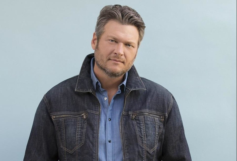 Photo - Blake Shelton [Jim Wright photo]