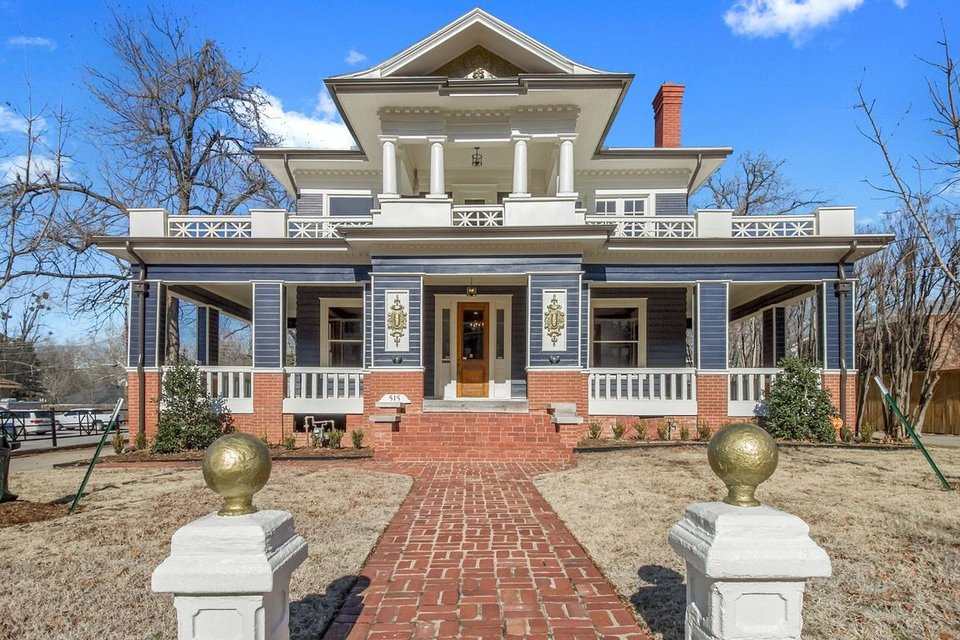 Photo -  A 108-year-old mansion at 515 NW 13 has been extensively renovated and is set to reopen as an event center. [Photos provided]