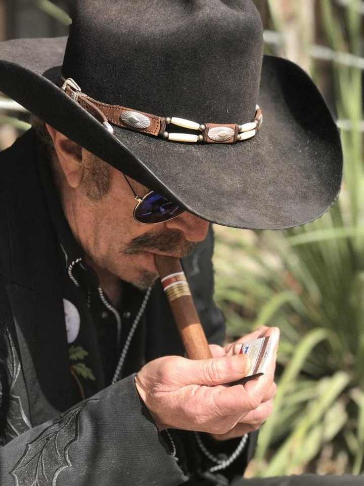 Photo - Kinky Friedman [Photo provided]