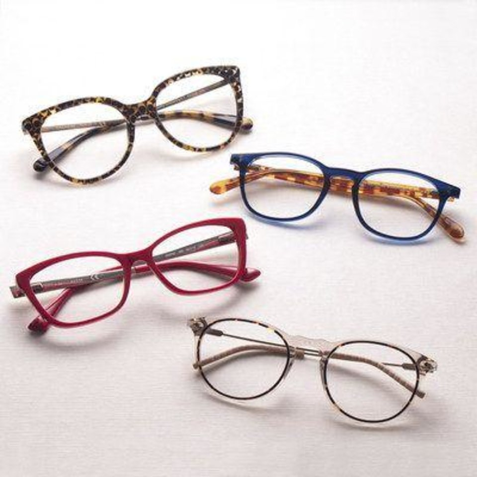 Photo - Eyemart Express trends for summer mix style and function.