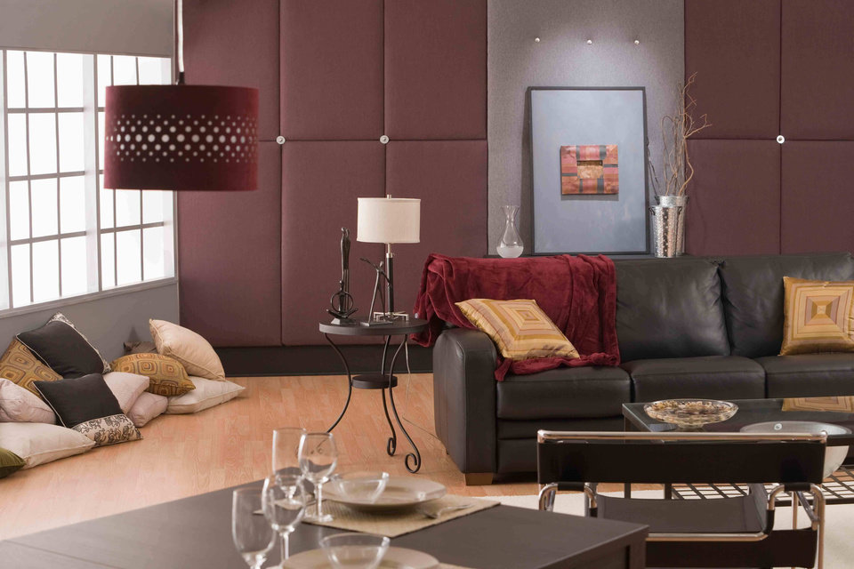 Anchor The Family Room With A Floating Furniture Arrangement News Ok