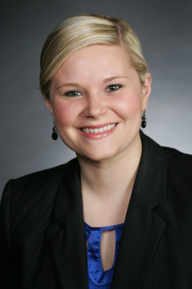 Photo - State Rep. Emily Virgin, D-Norman