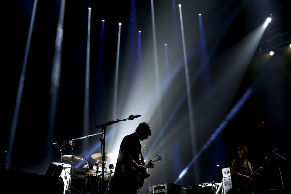 Photo -  Kings of Leon performs during the