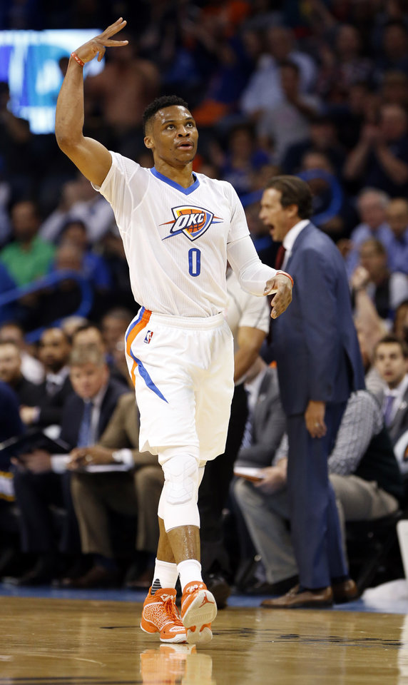 OKC Thunder journal: Kevin Durant breaks his own personal ...