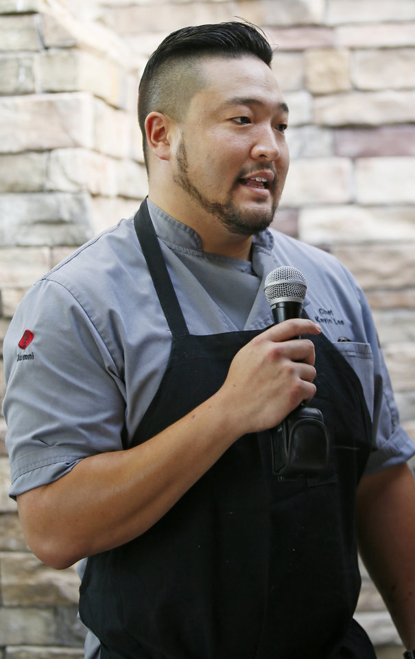 Photo -  Chef Kevin Lee of Vast soon will help open Gogi Go, a fast-casual Korean concept in Midtown. [Oklahoman Archives Photo]