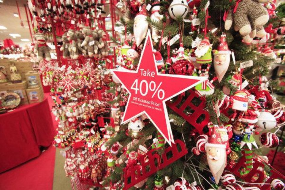 Christmas Decoration Items List With