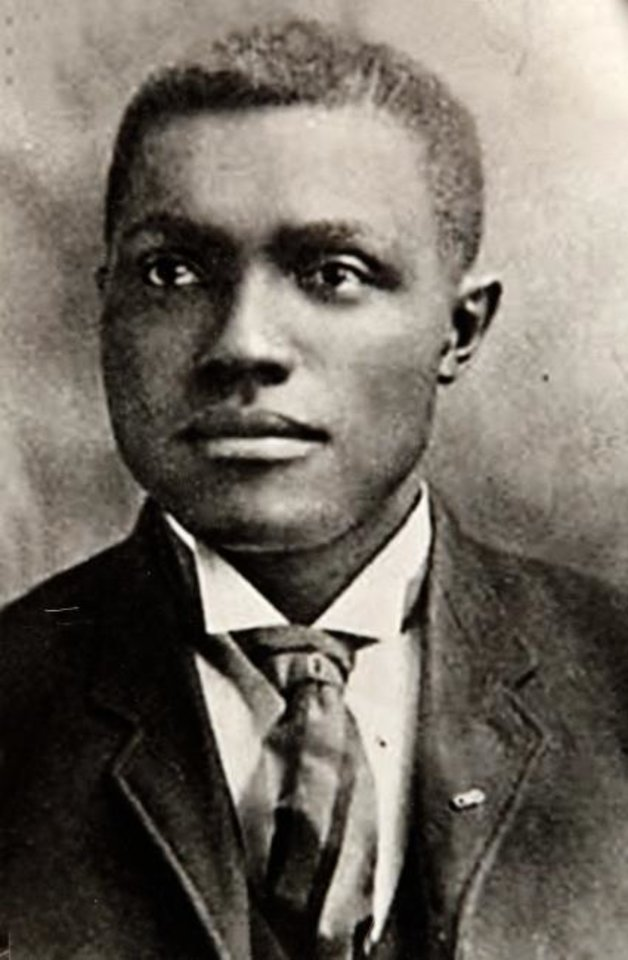 Photo -  A.C. Hamlin was the first Black man elected to the Oklahoma Legislature.