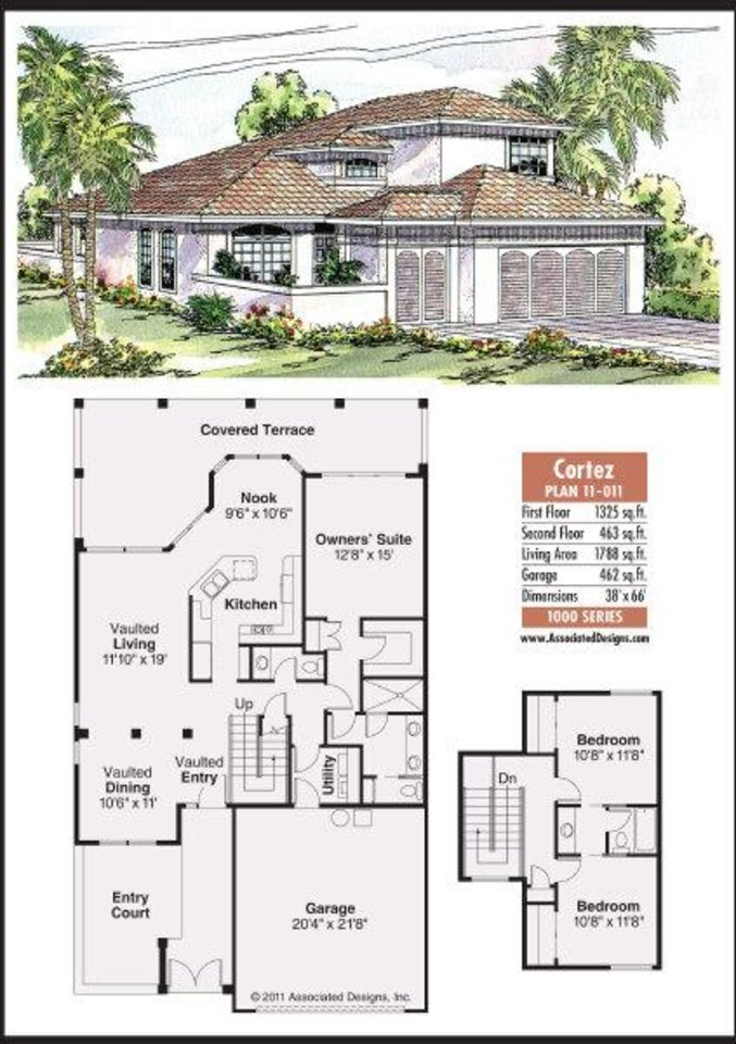 House Plan: The Cortez offers zero-lot-line options ... on tudor home designs, residential home designs, landscaping home designs, single family home designs, traditional home designs, bungalow home designs, patio home designs, tri-level home designs, rectangular home designs, waterfront home designs, flat home designs, pud home designs, single story home designs, loft home designs, colonial home designs, contemporary home designs, hillside home designs, golf course home designs,