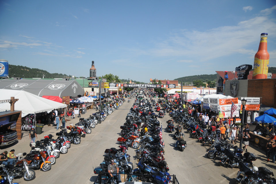 Bikers Officials Say This Years 75th Sturgis Rally Is
