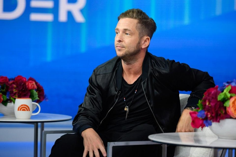 Photo - Tulsa native Ryan Tedder of OneRepublic appears on the