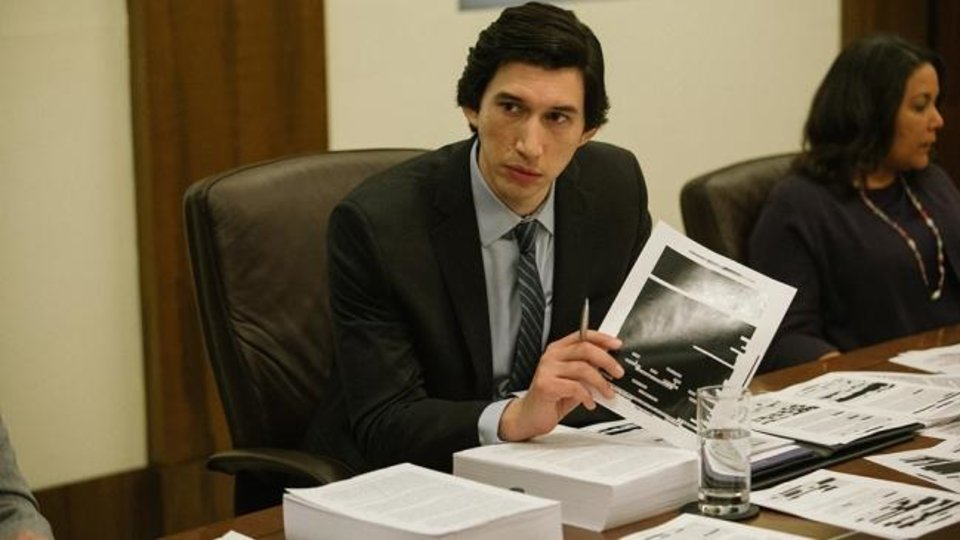 Photo -  Adam Driver appears in