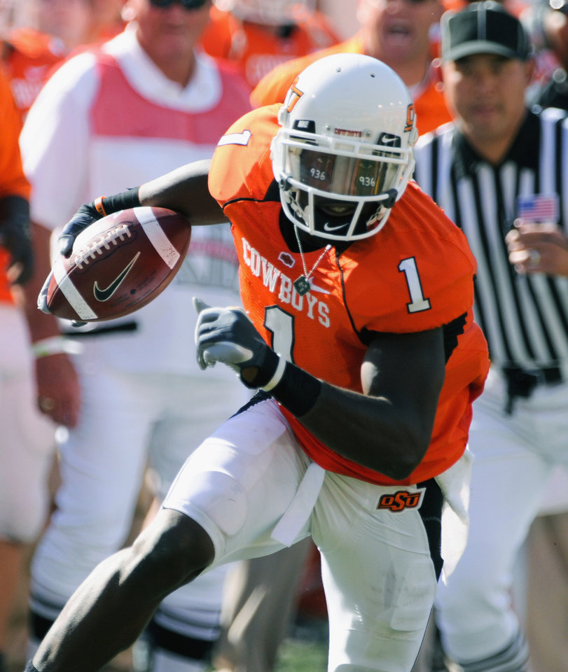 OSU football notebook: Oklahoma State receiver Dez Bryant