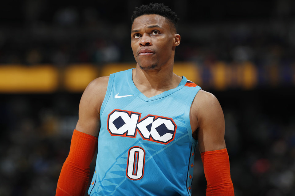 purchase cheap 1789f 53bae Thunder: Russell Westbrook calls for more protection from fans
