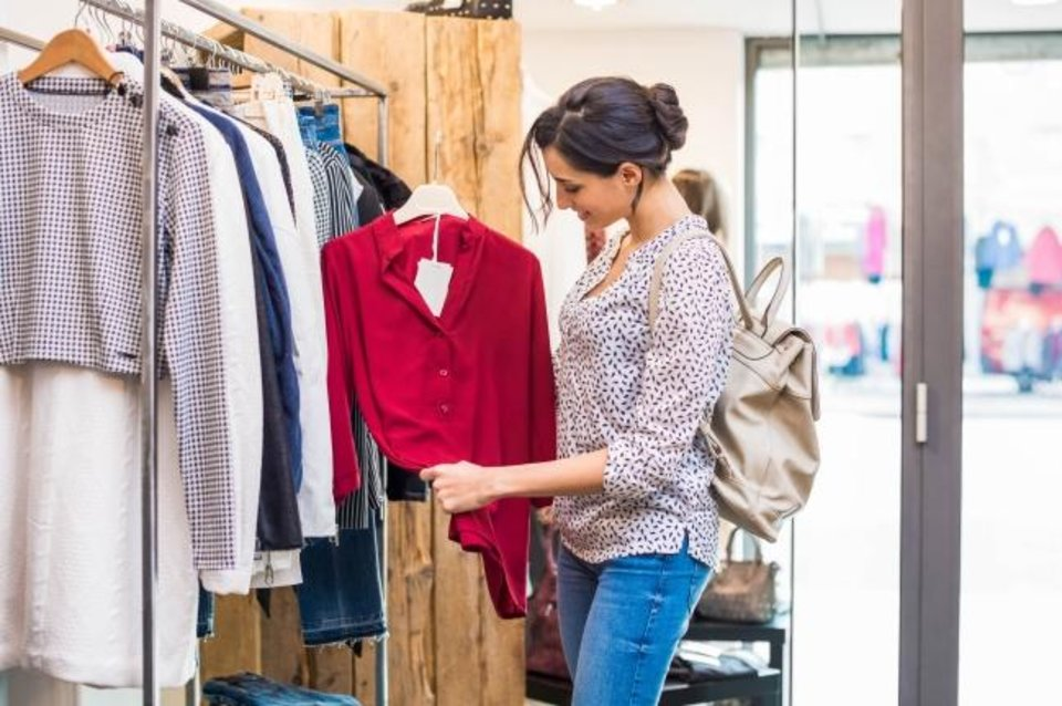 Photo -  The merchandise available at thrift stores changes frequently and somewhat unpredictably, so if you don't want to miss out on new items, experts say. [MetroCreative Image]