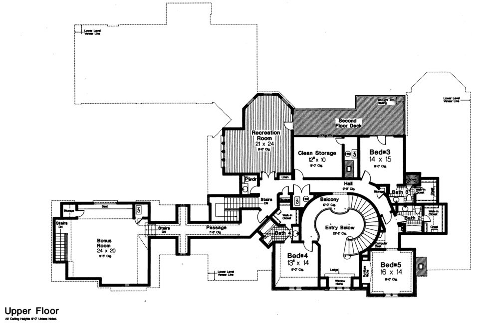 House Plans In Oklahoma City House Plans