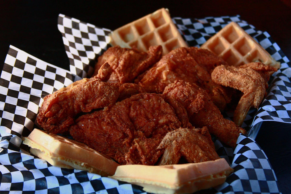 The 5 Best Spots For Fried Chicken In The Oklahoma City