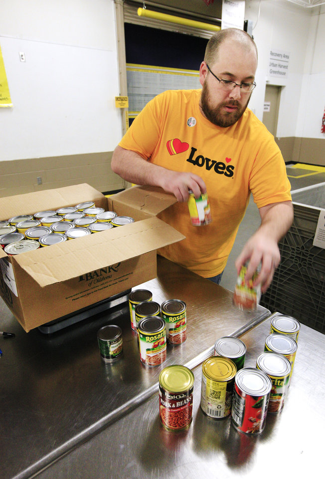 the regional food bank of oklahoma Volunteers are truly the lifeblood of the regional food bank of oklahoma whether you are packing boxes of food that will end up on the kitchen table of a family.