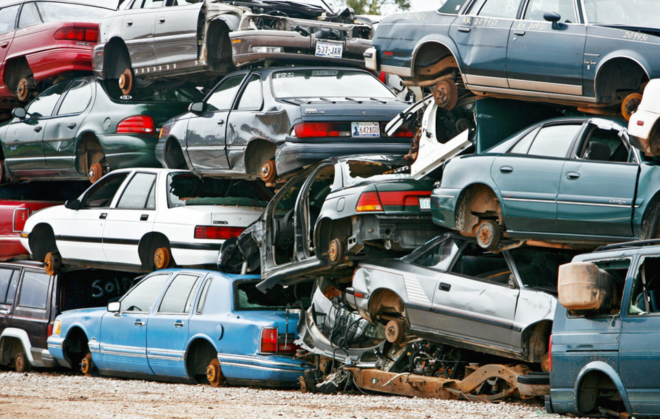 Used car parts in USA  Auto Salvage Yards