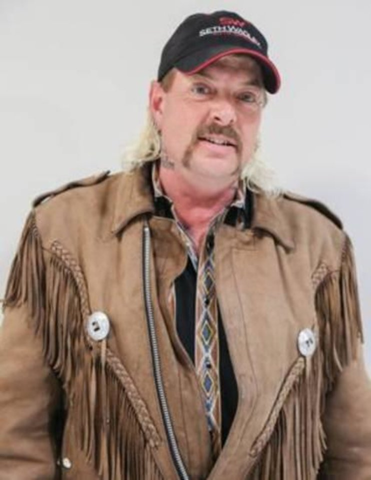 Photo -  Joe Exotic
