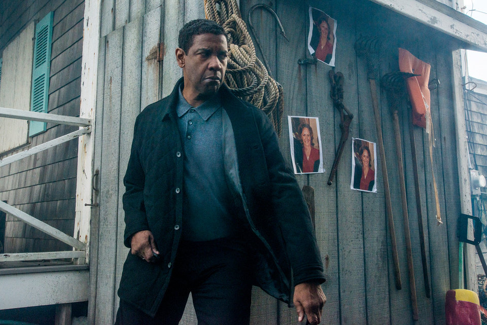 Photo -  Denzel Washington reprises his role as vigilante Robert McCall in