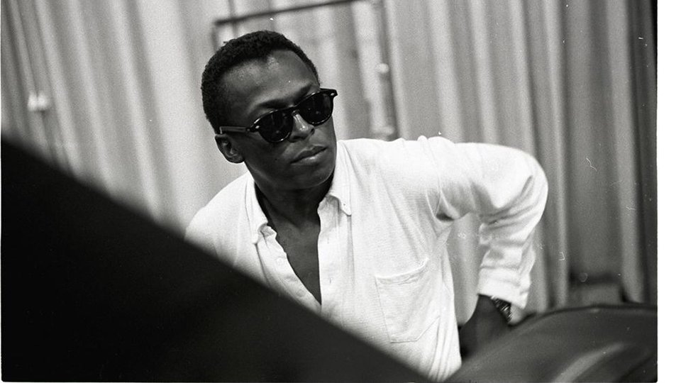 Photo - Miles Davis appears in the documentary