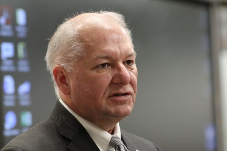 Photo -  Oklahoma County District Attorney David Prater