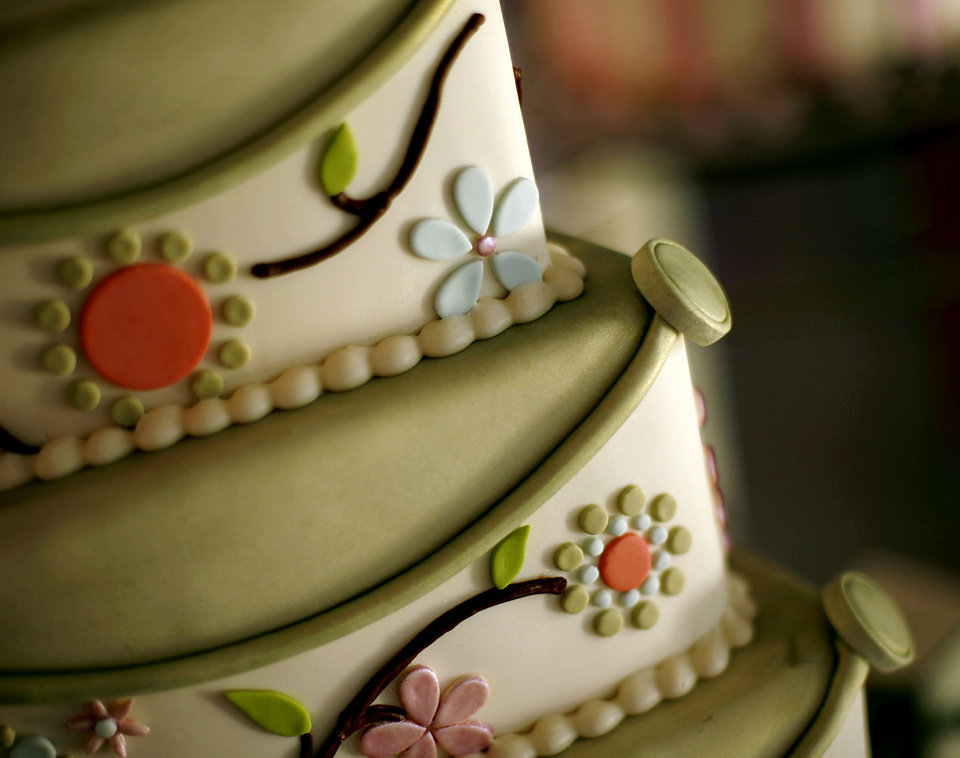 Wedding Cake Search Launches Sweet Career In Norman