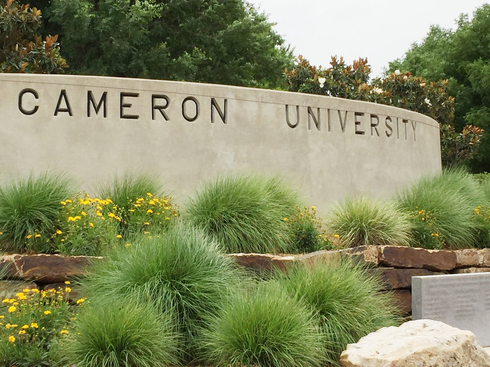 Photo - Cameron University in Lawton is among the Oklahoma colleges that have signed on for a new adult degree completion program. [The Oklahoman archives]