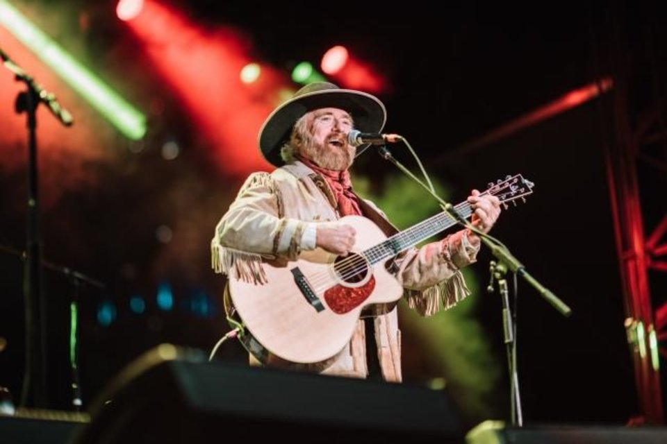 Photo -  Singer and songwriter Michael Martin Murphey will receive the Lifetime Achievement Award in recognition of his nearly 50 years producing celebrated Western music at Saturday's Western Heritage Awards. [Photo provided]