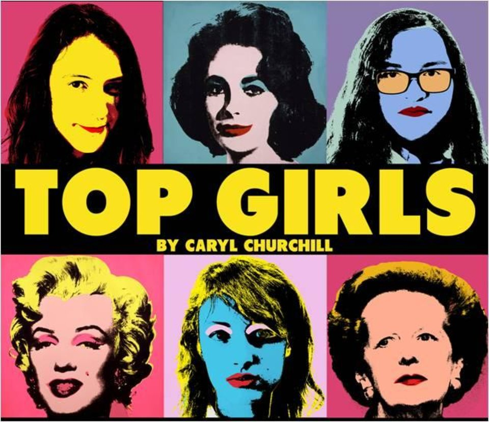 characterization of feminism in top girls by caryl churchill The iconic opening scene in caryl churchill's top girls imagines a  at the shaw  festival presents us with six historical snapshots of feminism,.