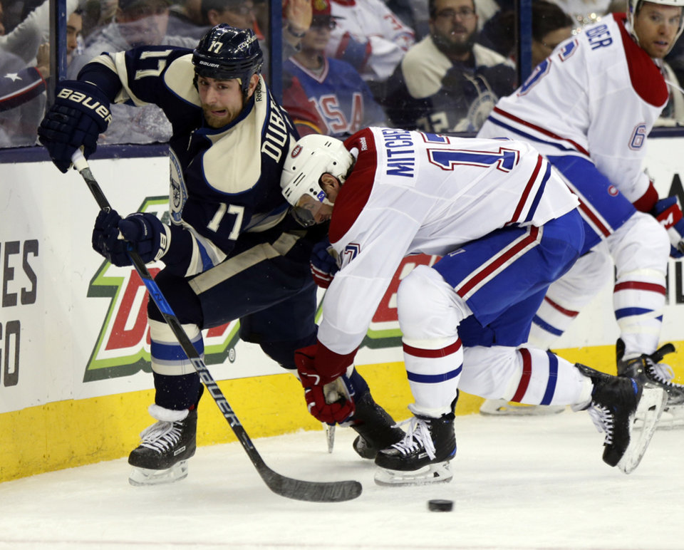 Columbus defeats Montreal 2-1 for 12th win in a row | News OK