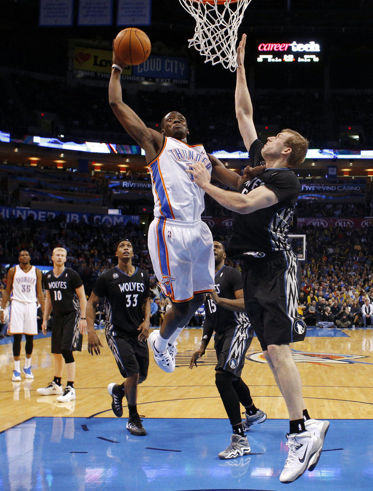 OKC Thunder tops short-handed Minnesota | News OK