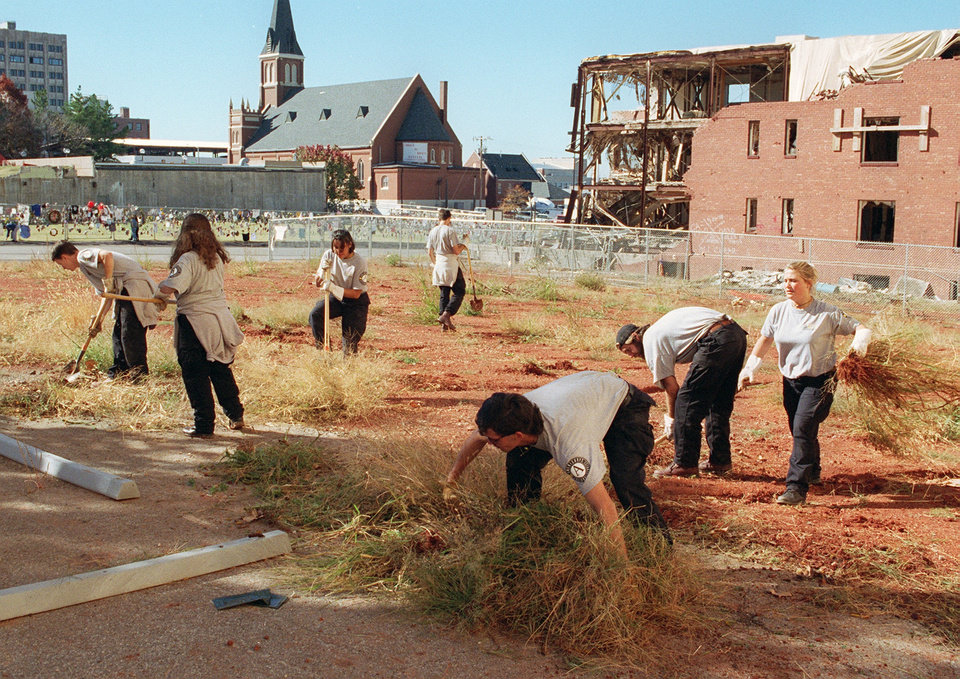 Agencies in oklahoma worry about fate of americorps news ok for Build on your lot oklahoma
