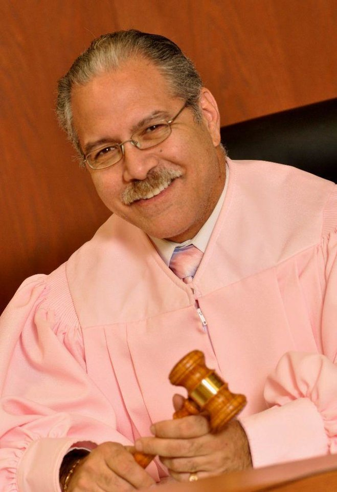 Photo -  Judge James Caputo