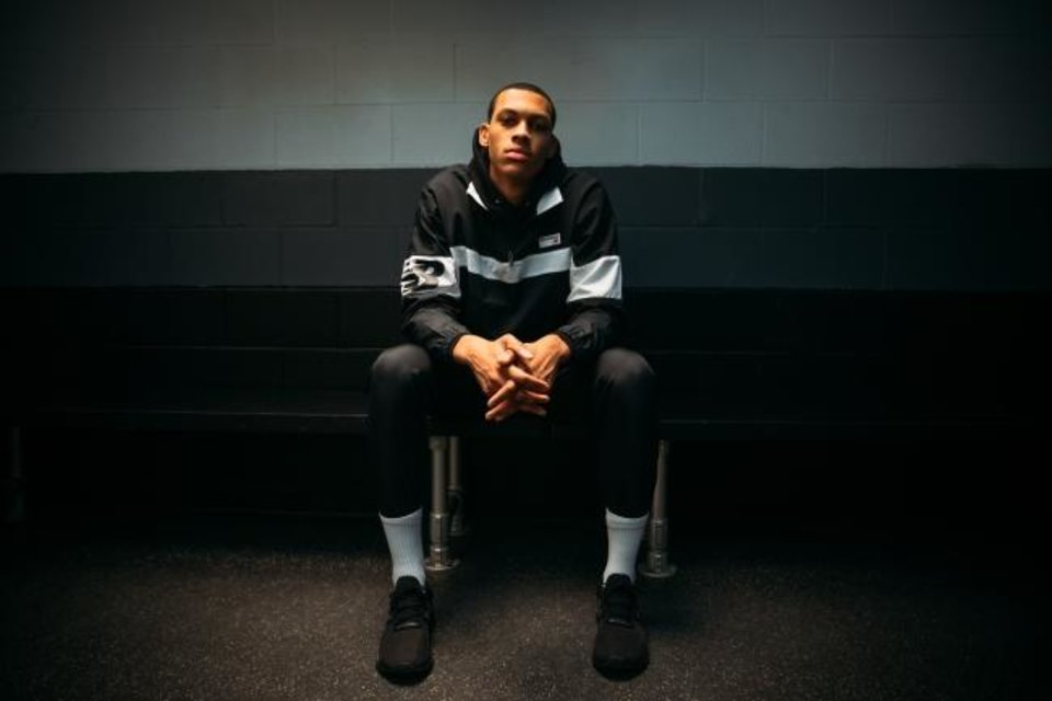 Photo -  Thunder rookie Darius Bazley bypassed a year at Syracuse and then the G-League for a internship at New Balance. [PHOTO PROVIDED]