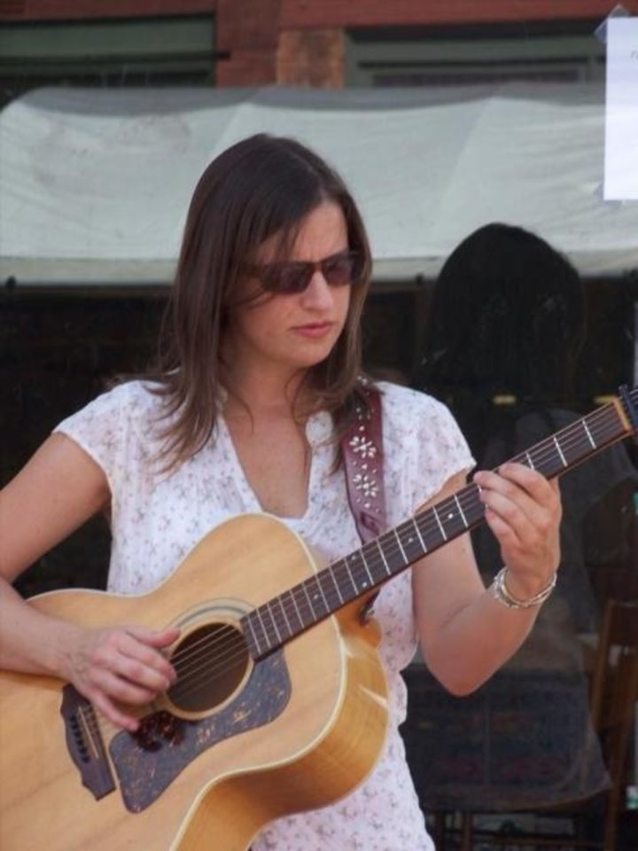 Photo -  On Saturday, Sunshine Hahn will provide Morning Music at the Arcadia Round Barn. [PHOTO PROVIDED]
