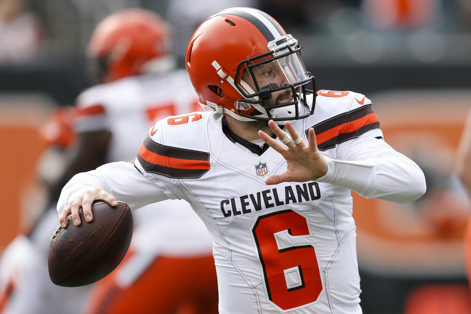 3960d0918 NFL predictions  Baker Mayfield not a conventional leader